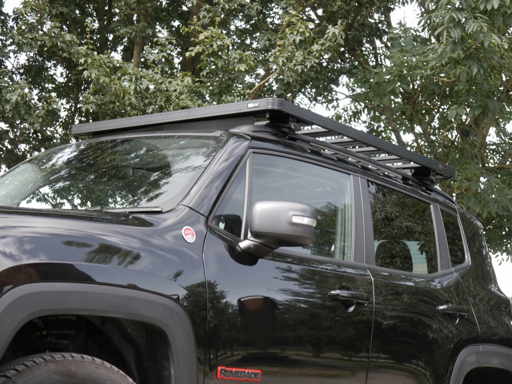 Jeep Renegade Roof >> Jeep Renegade Roof Rack System | Jeepey Jeep Club