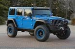 Jeep Concept - Jeep Wrangler Maximum Performance