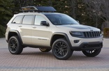 Jeep Concept - Jeep Grand Cherokee EcoDiesel Trail Warrior