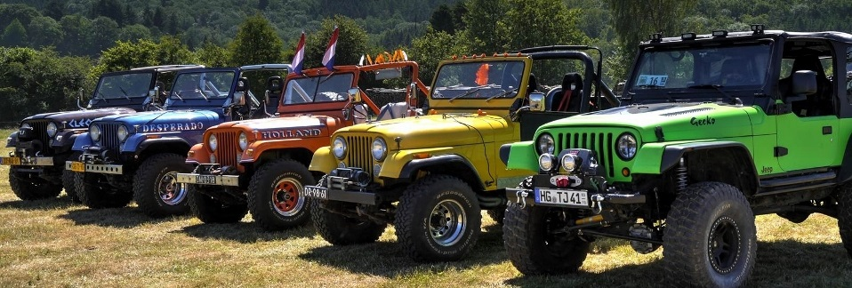 European Jeepers Jamboree 2014