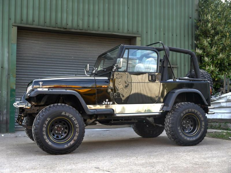 1993 Yj Wrangler Jeepey Jeep Club